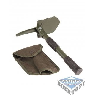 Лопатка саперная SMALL FOLDING SHOVEL WITH COVER