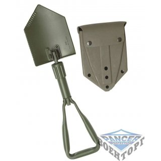 Лопата саперная GERMAN TRIFOLD SHOVEL WITH COVER