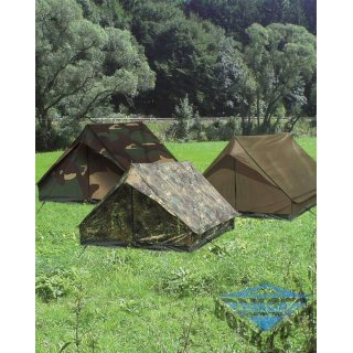 Палатка двухместная WOODLAND 2-MEN TENT ?MINI PACK STANDARD?