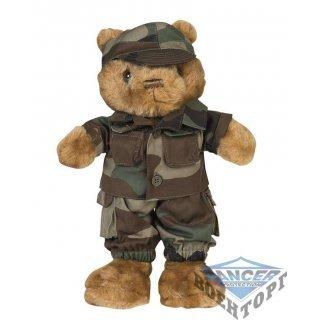 Игрушка Медвежонок Тедди WOODLAND TEDDY BEAR WEAR SMALL