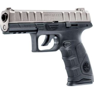 Пистолет пневматический Umarex Beretta APX metal grey