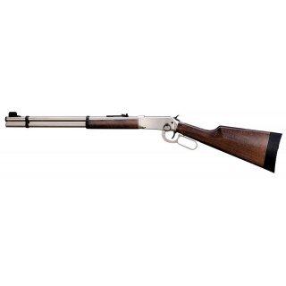 Пневматическая винтовка Walther Lever Action Steel Finish, кал. 4,5мм Диаболо
