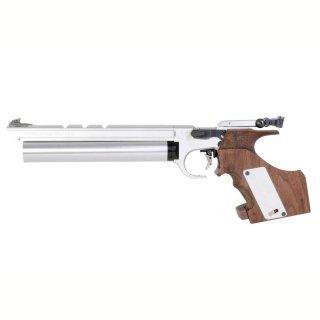Пистолет пневматический Steyr LP EVO 10 Silver Gr.M