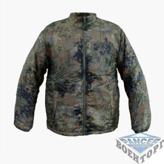 Термо-куртка Mil-TEC двухсторонняя Flecktarn/Olive