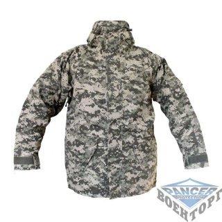Куртка MIL-TEC ветро-влагозащитная с флисовой подстежкой ACU