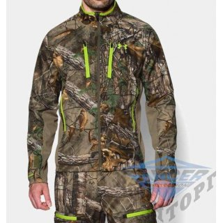 Куртка Under Armour Storm Softershell Realtree