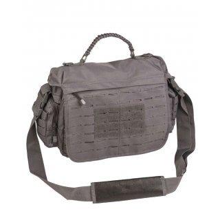 Тактическая сумка из паракорда  большая Милтек urban grey