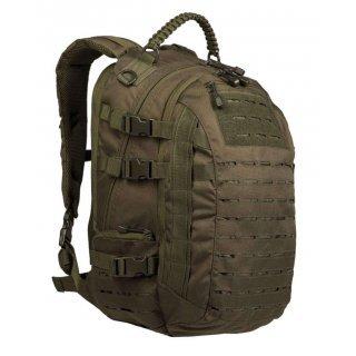 Тактический рюкзак большой с петлями Милтек олива