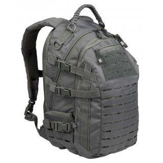 Тактический рюкзак большой с петлями Милтек URBAN GREY
