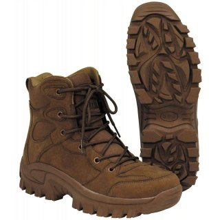 Ботинки тактические Командос coyote tan ankle high