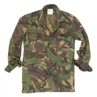 Рубашка полевая камуфляж CAMO FLIED SHIRT USED