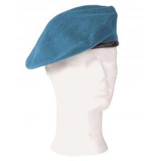 Берет голубой ООН