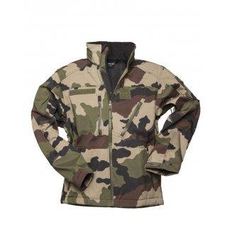 Куртка софтшел камуфляж камо SCU 14 CCE CAMO