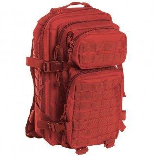 Рюкзак штурмовой малый 20л (42х20х25) красный