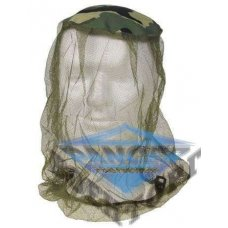 Антимоскитная сетка на голову Mosquito head net, substance use , olive / woodland , elasticated