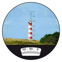 Бинокль Bresser Topas 7x50 WP Compass