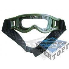 Защитная противосколочная баллистическая маска Bolle