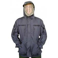 Куртка тактическая черная спецназ зима