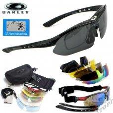 Очки тактические 5 линз  Oakley M-Frame Hybride