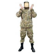 Тактическая куртка Мультикам москит сетка
