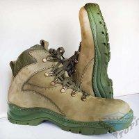 Тактические ботинки нубук олива