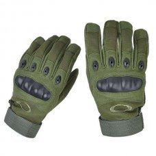 Тактические перчатки OAKLEY оклей олива