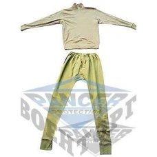 Термобелье British Army, (vest FR AFV CREWS) olive
