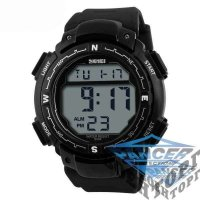 Часы Skmei 1067 BlackЧасы