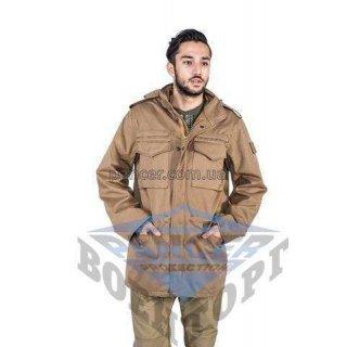 Куртка М-65 койот