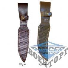 Ножные кожаные № 5 (Щука)