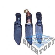 Ножные кожаные №8 (Тюлень)