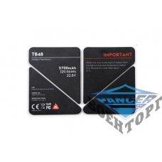 Изолирующая наклейка батареи Inspire 1 Part 51 TB48 Battery Insulation Sticker