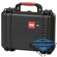 Кейс пластиковый HPRC2350 FOR 3 GOPROS + ACCESSORIES
