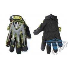 Тактические перчатки MECHANIX 2 камуфляж