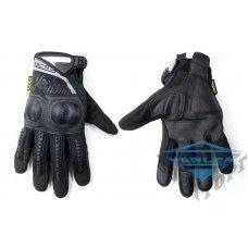Тактические перчатки Mechanix M-Pact с кастетом  черные