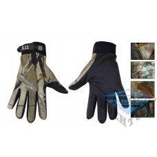 Тактические перчатки 5,11 . камуфляж