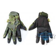 Тактические перчатки MECHANIX камуфляж