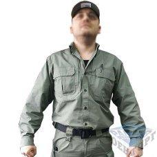 Тактическая рубашка полынь