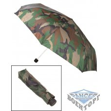 Зонт камуфляжный TASCHENSCHIRM WOODLAND