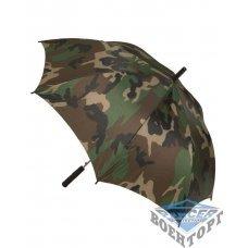 Зонт камуфляжный STOCKSCHIRM WOODLAND