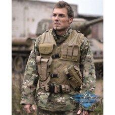 Разгрузка армейская USMC EINSATZWESTE M.KOPPEL койот