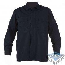 Рубашка 5.11 ripstop TDU long sleeve shirt Black