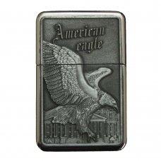 Зажигалка бензиновая MIL-TEC American Eagle v2