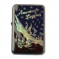 Зажигалка бензиновая MIL-TEC American Legend v1
