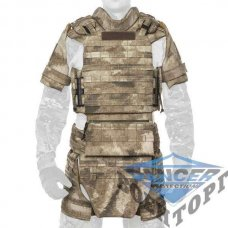 Боевой костюм Plastoon Level 6 A-Tacs AU