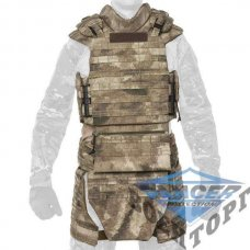 Боевой костюм Plastoon Level 5 A-Tacs AU