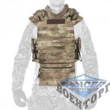 Боевой костюм Plastoon Level 3 A-Tacs AU