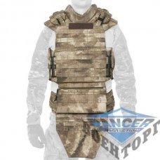 Боевой костюм Plastoon Level 4 A-Tacs AU