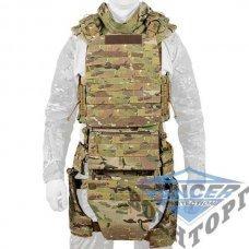 Боевой костюм Plastoon Level 5 Multicam