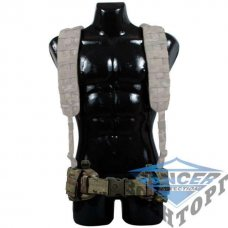 Разгрузочный пояс Assault Tactical Belt-3 Multicam без мата